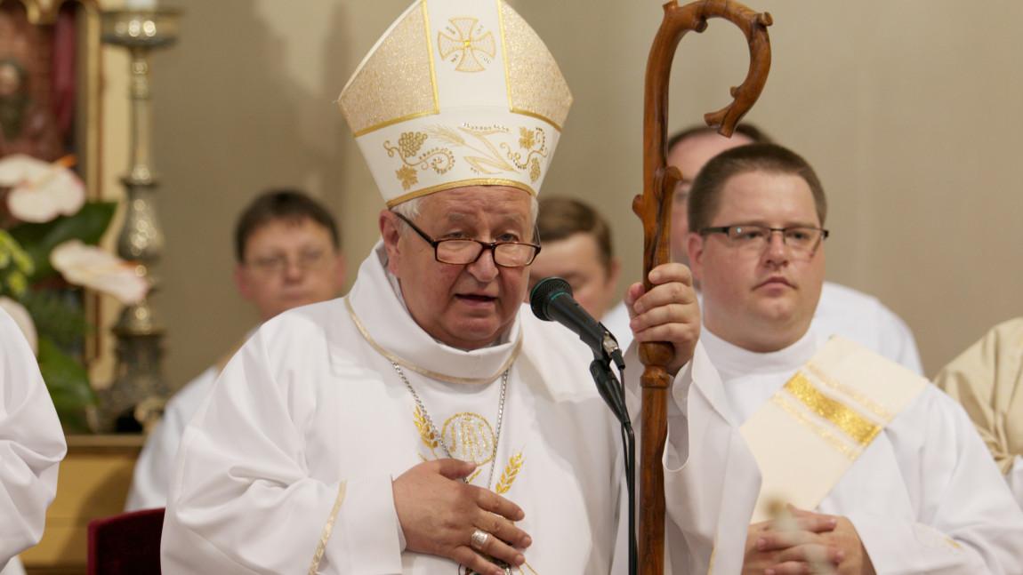 Päťdesiate výročie smrti biskupa Jána Vojtaššáka vZákamennom