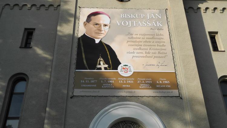 138. výročie narodenia biskupa Jána