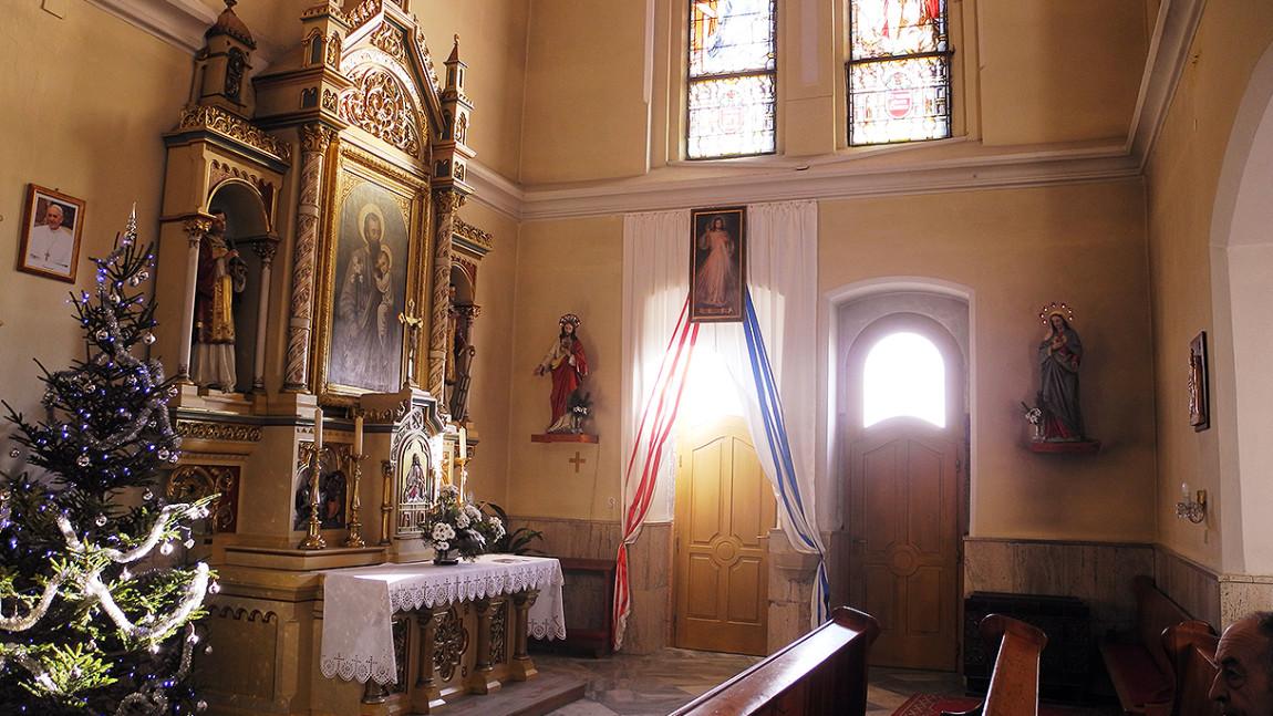 Svätá brána milosrdenstva aj v našej farnosti