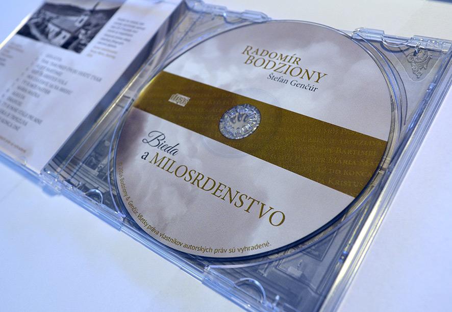 Hudobné CD Bieda amilosrdenstvo