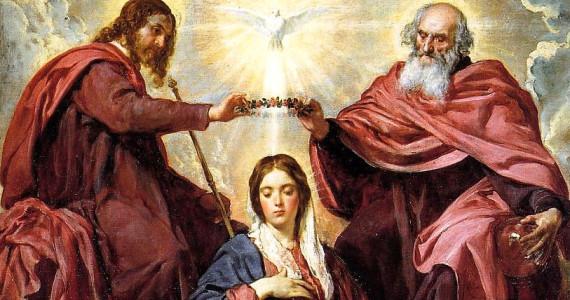Invokácia: Svätá Mária, oroduj za nás.