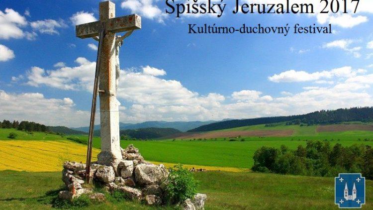 Spišský Jeruzalem 2017