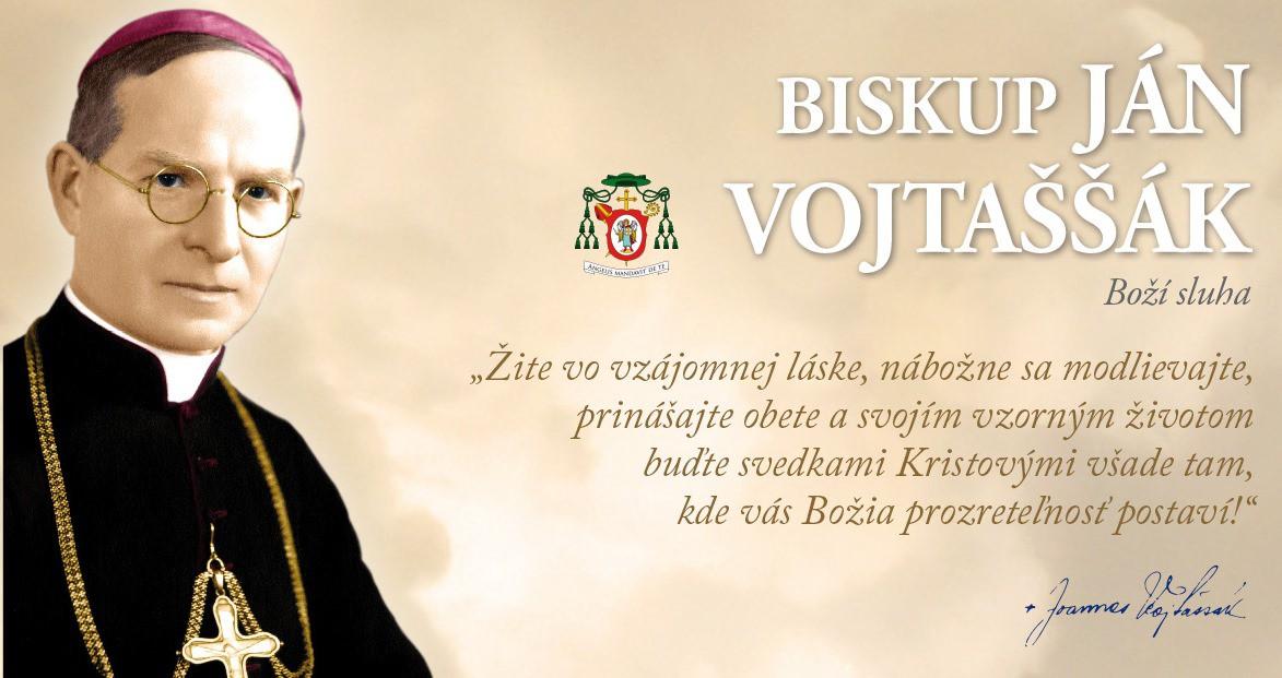 140 rokov od narodenia Božieho sluhu J.&nbspVojtaššáka
